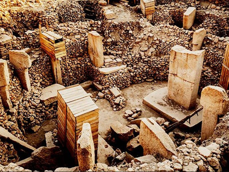 This civilisation could be at least 13,000 years old!