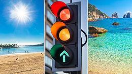 Traffic Light Countries