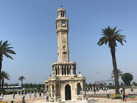 Izmir Turkey & a Wonder of the World
