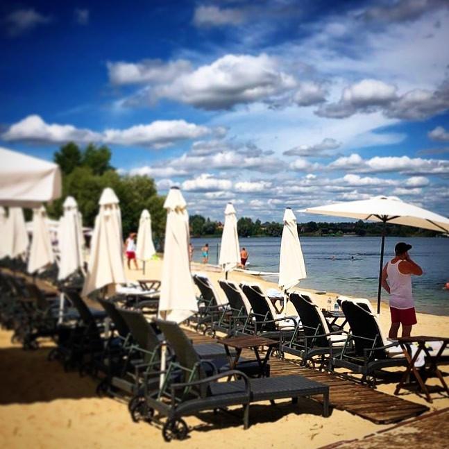 Kyiv Beach Clubs Ukraine Lobster Beach Club