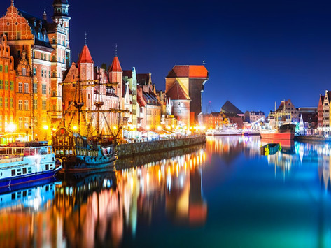 Gdansk a perfect weekend getaway destination for everyone!