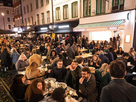 Where to Drink in London in 2021?