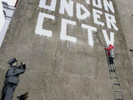 Banksy sets up shop in Croydon