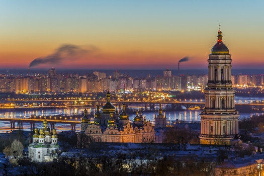 Beautiful Kyiv, Kyiv Sights, Where to stay in Kyiv, Alex van Terheyden, The Wondering Englishman
