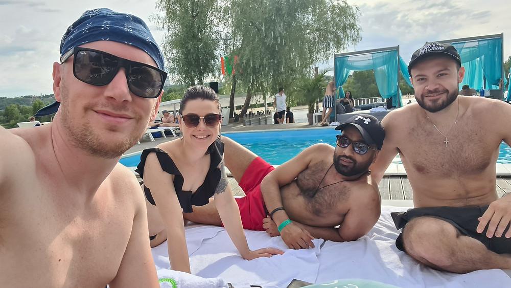 Eden Beach Club Kyiv best beach Clubs Ukraine