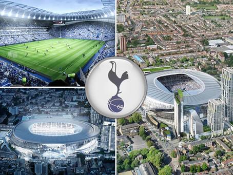 The New White Hart Lane