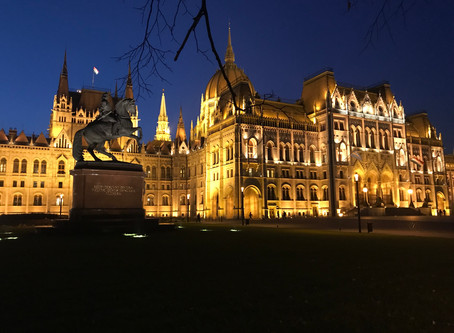 Budapest - Central Europe's Finest City?
