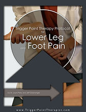 Trigger Point Therapy for Lower Leg and Foot Pain