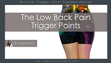 The Low Back Pain trigger points video