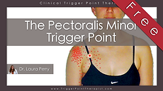The Pectoralis Minor trigger points video.