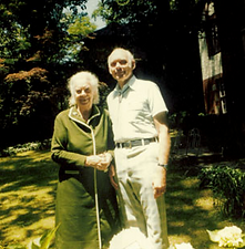 Dr. Janet Travell and Dr. David Simmons (1980's)