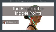The Headache Trigger Points video on YouTube.