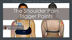 The Shoulder Pain Trigger Points Video.