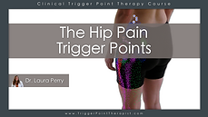 The Hip Pain Trigger Points video on YouTube.