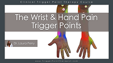 Wrist and Hand Pain Trigger Points Video