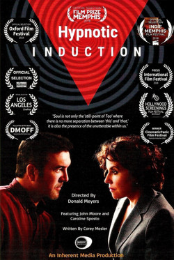 Hypnotic Induction Poster