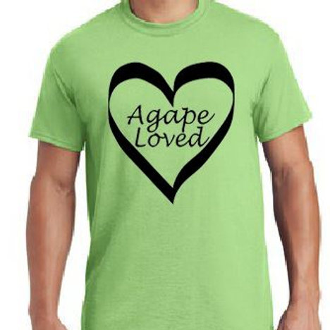 Agape Loved