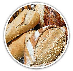 אייקון קורס לחם מחמצת