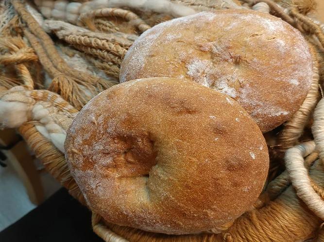 לחם מחמצת פרנה