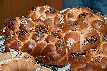 לחם שלומדים לעשות בקורס אפיית לחמים