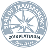 Guidestar Platinum Sea of Transparency