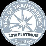 Guidestar Platinum Sea of Transparency