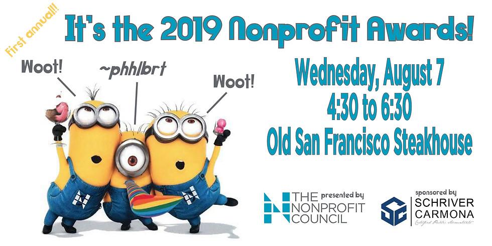 The Nonprofit Council Awards Mixer