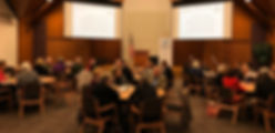 TNC meetings allow our members to meet an discuss important topics in person