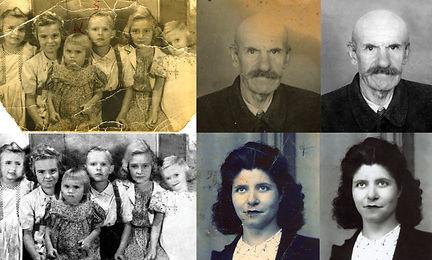 Reproduction de photos retouches restauration