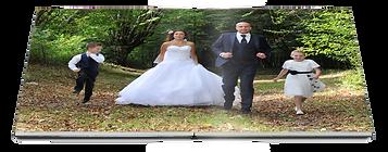 Livre photo mariage photographe de mariage
