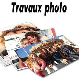 Travaux photo laboratoire