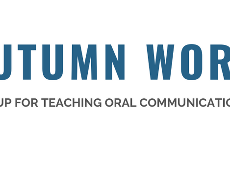Alma is proud to sponsor the 17th annual Autumn Workshop