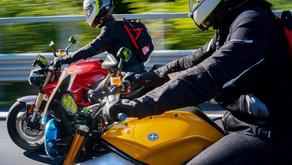 """Road trip de """"TraVale"""" 1000km en moto électrique"""