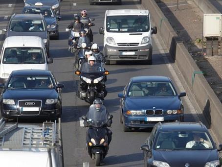 """""""L'interfile en moto E c'est dangereux !"""""""