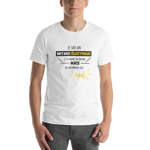 """T-shirt """"cool"""" - Unisexe à Manches Courtes"""