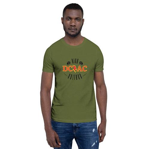 """T-shirt """"DC/AC"""" - Unisexe à Manches Courtes"""