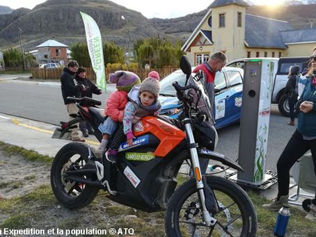 Road trip de Bastien Hieyte 5000km en moto électrique