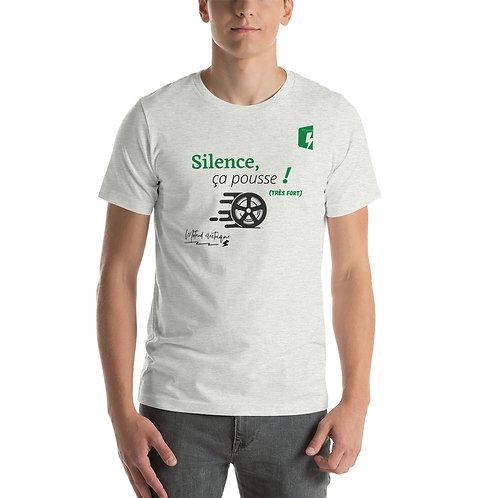 """T-shirt """"ça pousse"""" - Unisexe à Manches Courtes"""