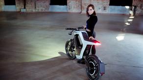 10 concepts motos électriques! Partie 1/4