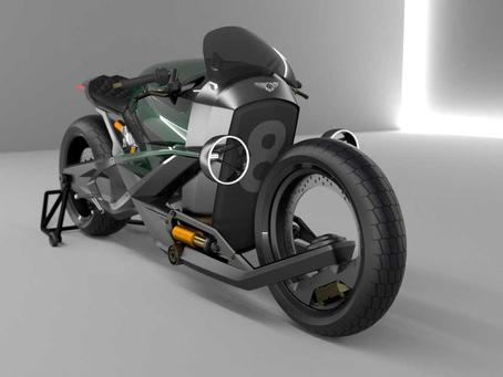 10 concepts motos électriques ! Partie 3/4