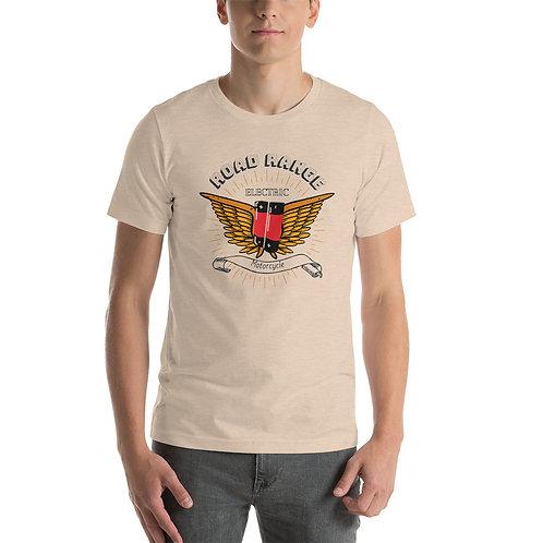"""T-shirt """"road range"""" - Unisexe à Manches Courtes"""