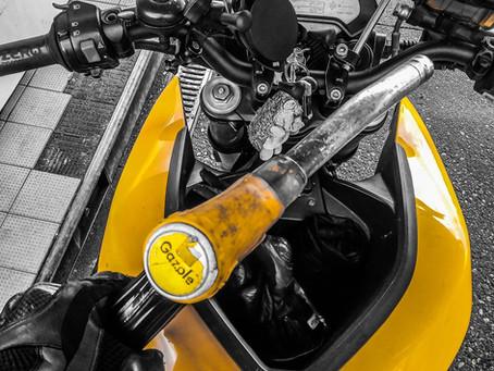 Le coût aux 100km en moto électrique