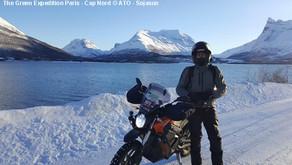 Road trip de Sacha Cerveira et Sébastien Sohier 4500km en moto électrique