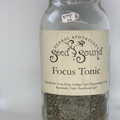 Focus Tonic Tea Blend 1oz