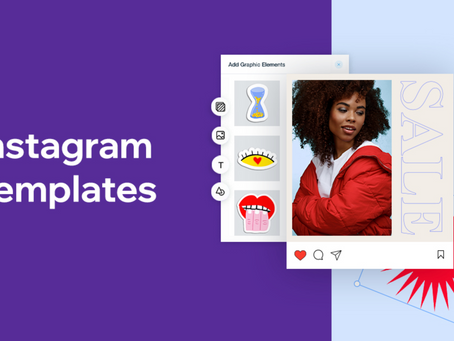 11 Instagram Templates That Will Spice up Your Social Media Presence