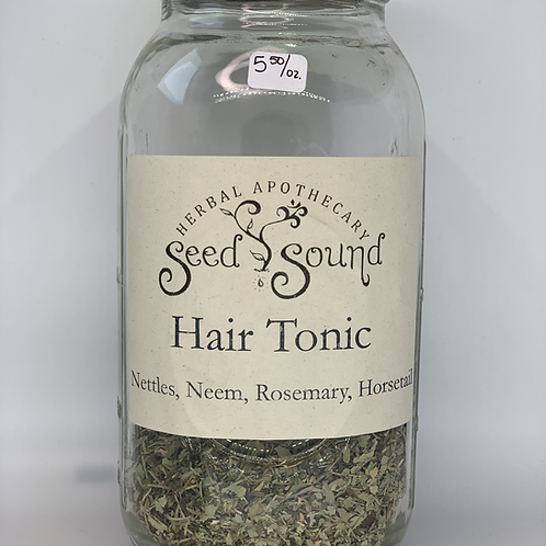 Hair Tonic Tea Blend 1oz