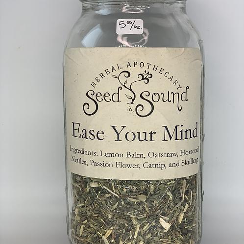 Ease Your Mind Tea Blend 1oz