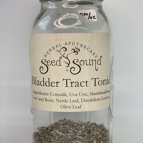 Bladder Tract Tonic Tea Blend 1oz