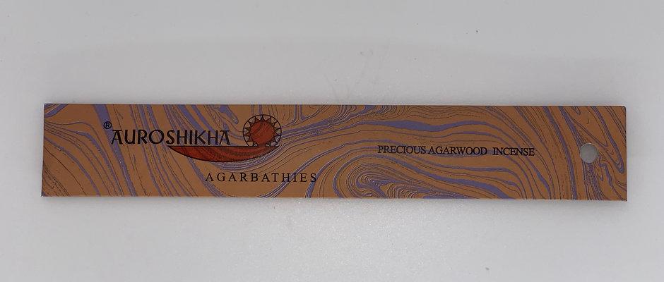 Auroshikha Insence: AGARWOOD