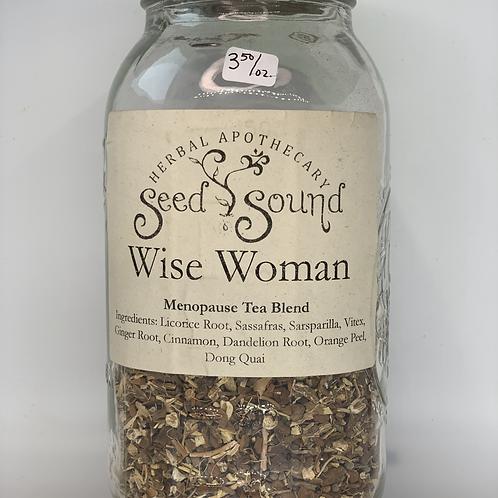 Wise Woman Tea Blend 1oz